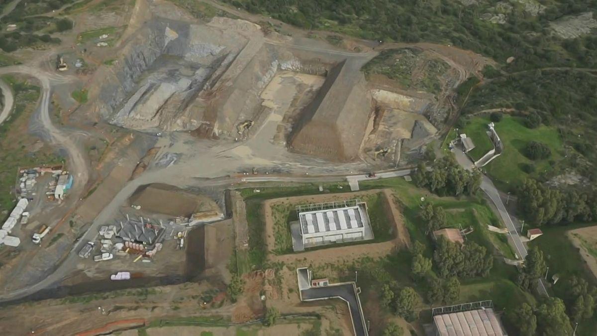 Rheinmetall-Produktionsgelände in Italien