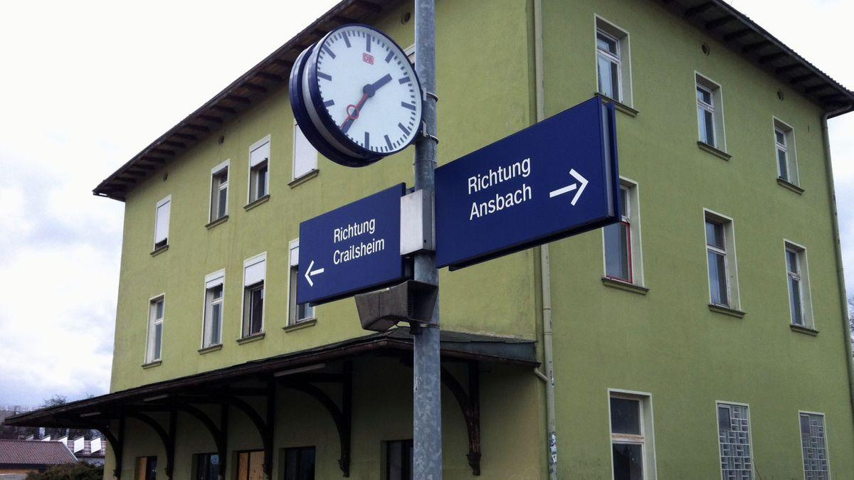 S4-Verlängerung von Dombühl nach Crailsheim möglich