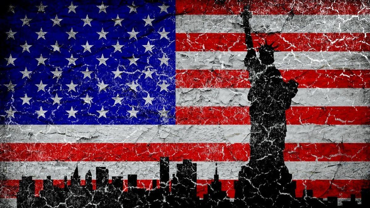 Symbolbild: Das Ansehen der USA bei den Deutschen hat Risse bekommen