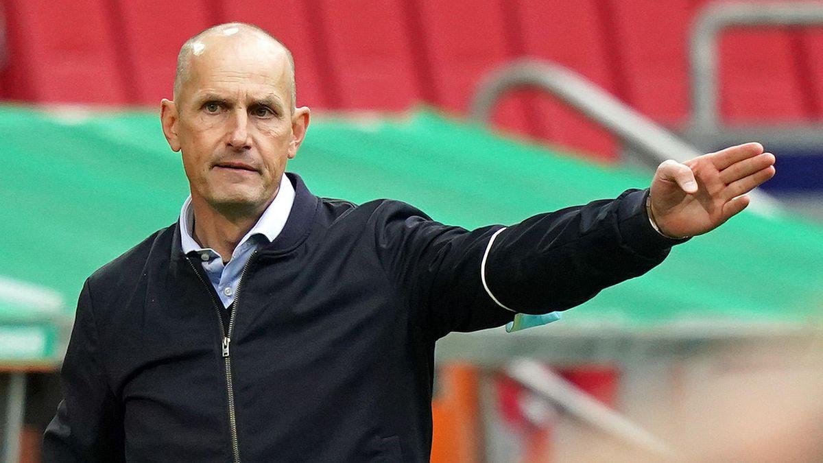 Augsburg-Trainer Heiko Herrlich