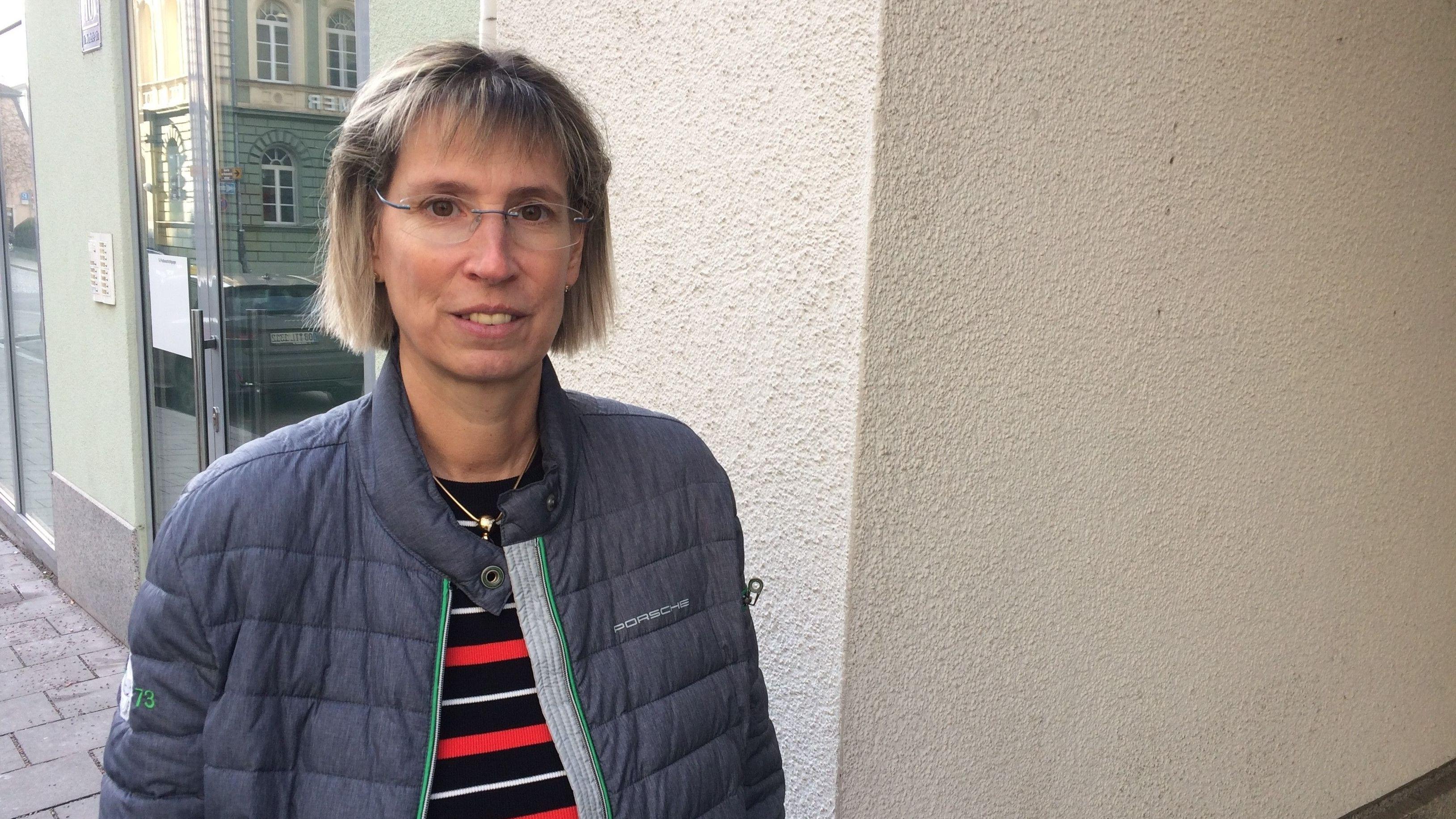 Hausärztin Petra Lütz aus Rohr in Niederbayern