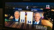 Israel-Wahl: Parteien von Netanjahu und Gantz fast gleichauf | Bild:ARD/Niebrügge
