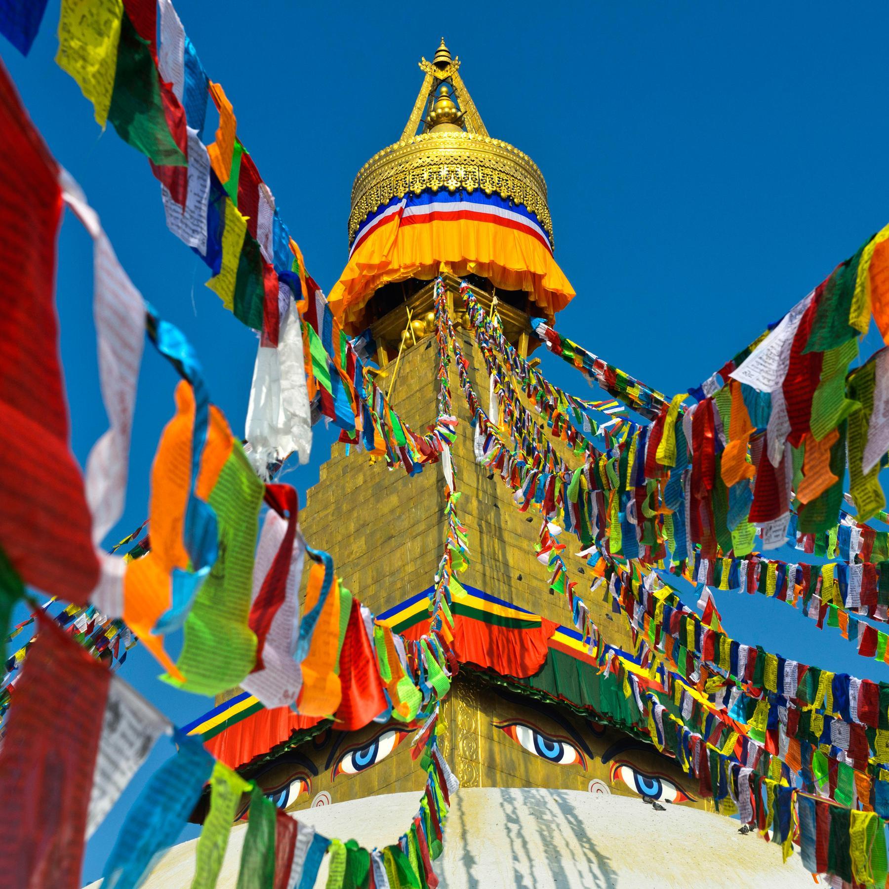 Nepal - Vielfalt der Religionen
