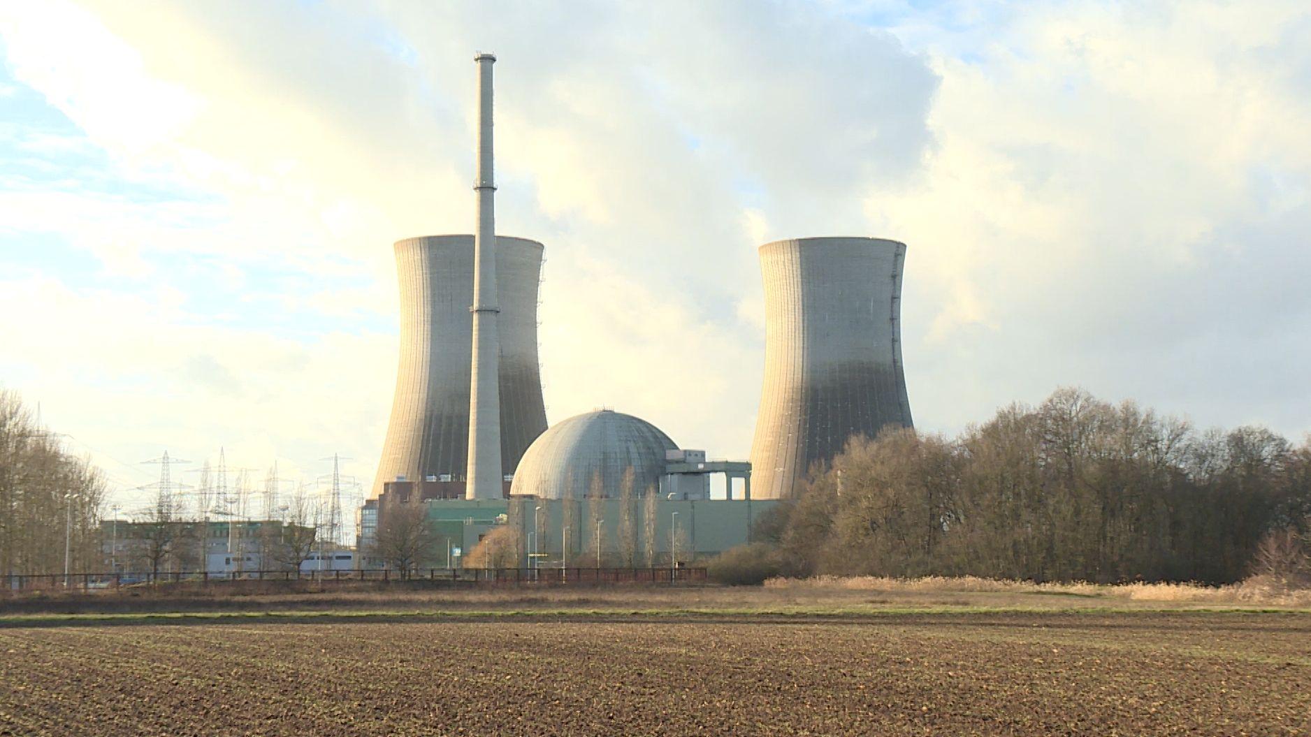 Das Kernkraftwerk Grafenrheinfeld