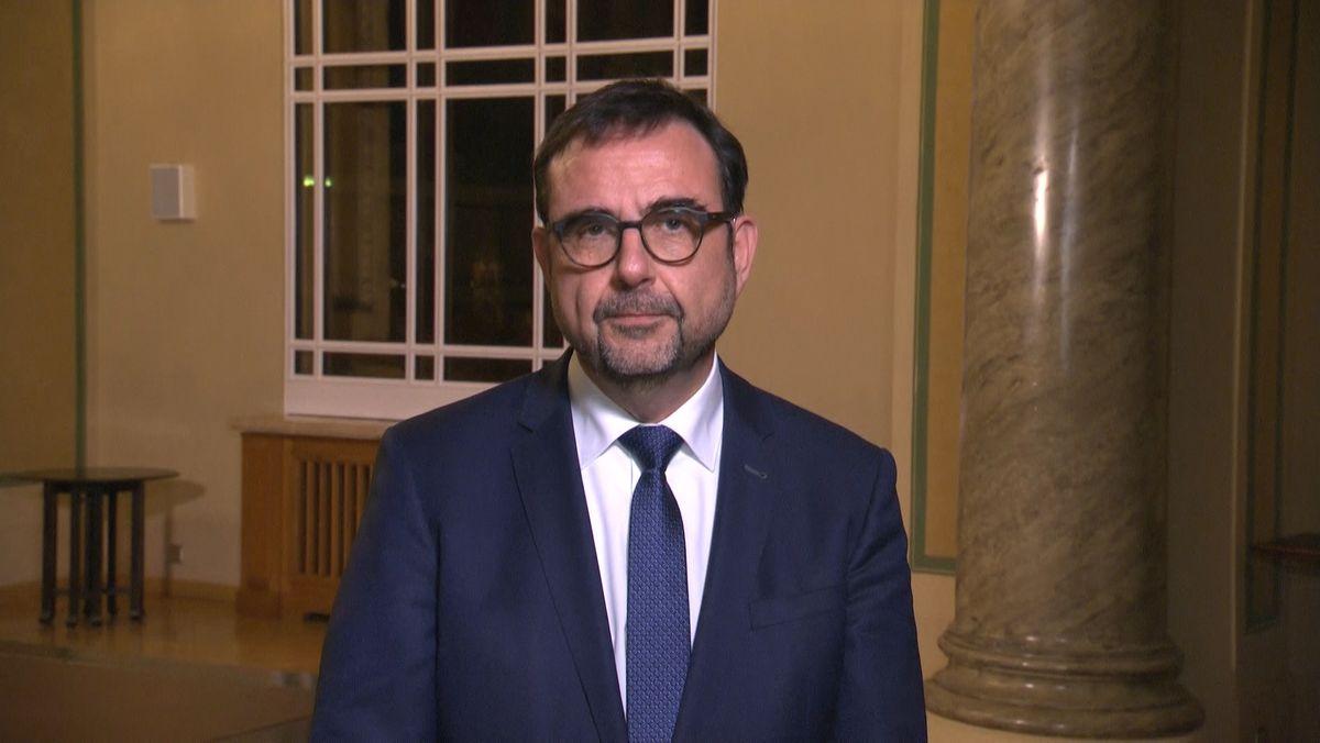 Der bayerische Gesundheitsminister Klaus Holetschek (CSU)