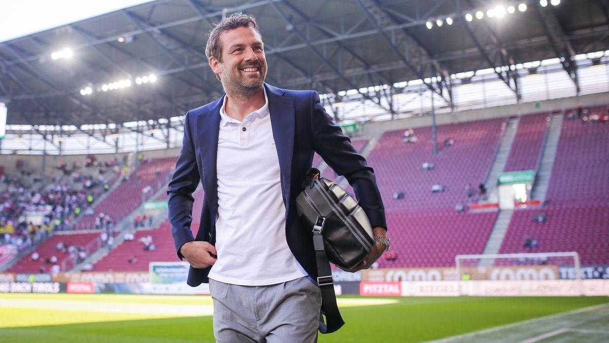 Markus Weinzierl wird Trainer in Augsburg