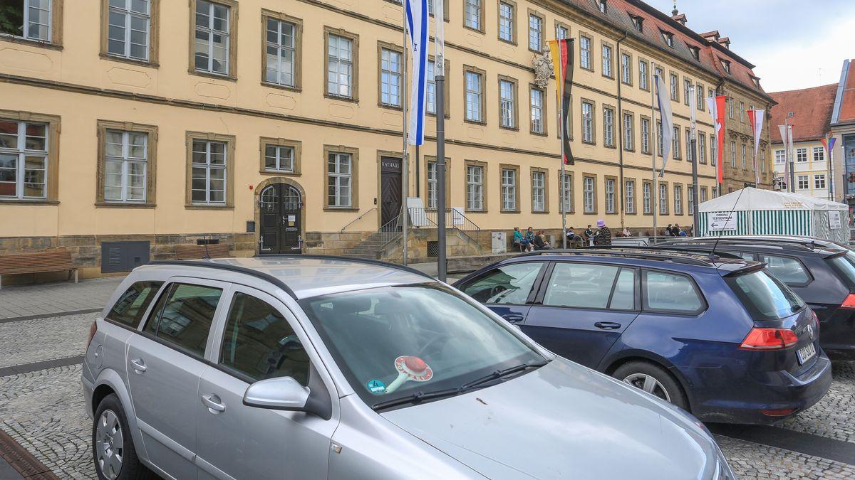 Im Mai durchsuchten Staatsanwaltschaft und Polizei das Bamberger Rathaus.