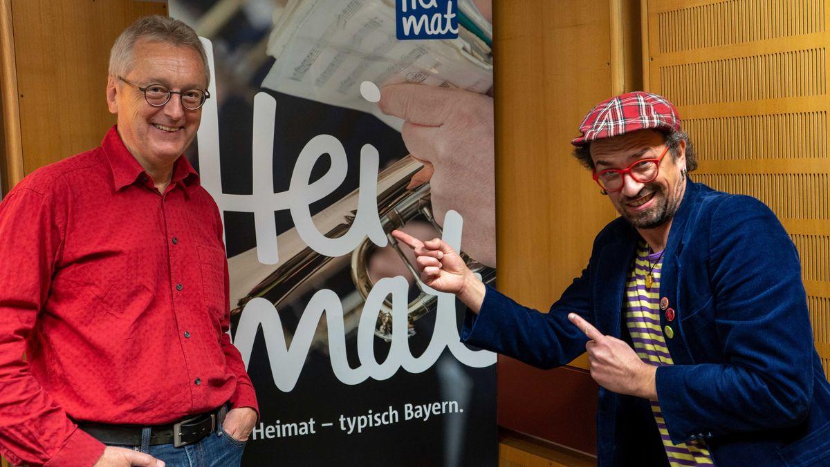 Helmut Haberkamm war bei Moderator David Saam zu Gast