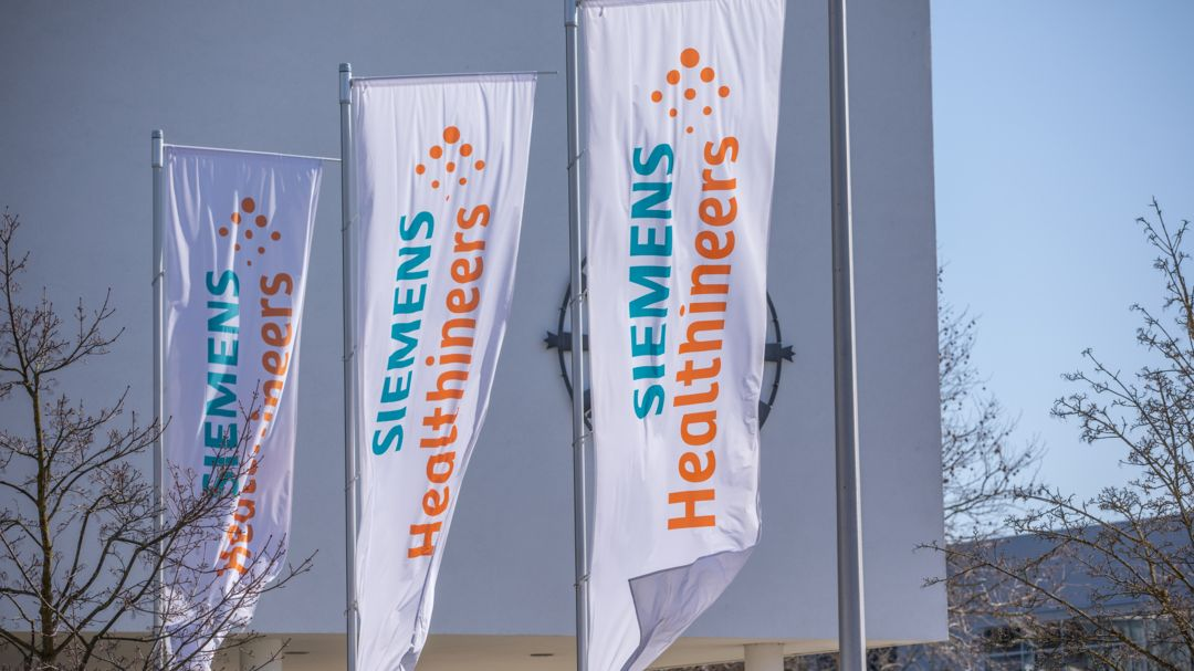 Siemens Headquarter in Erlangen