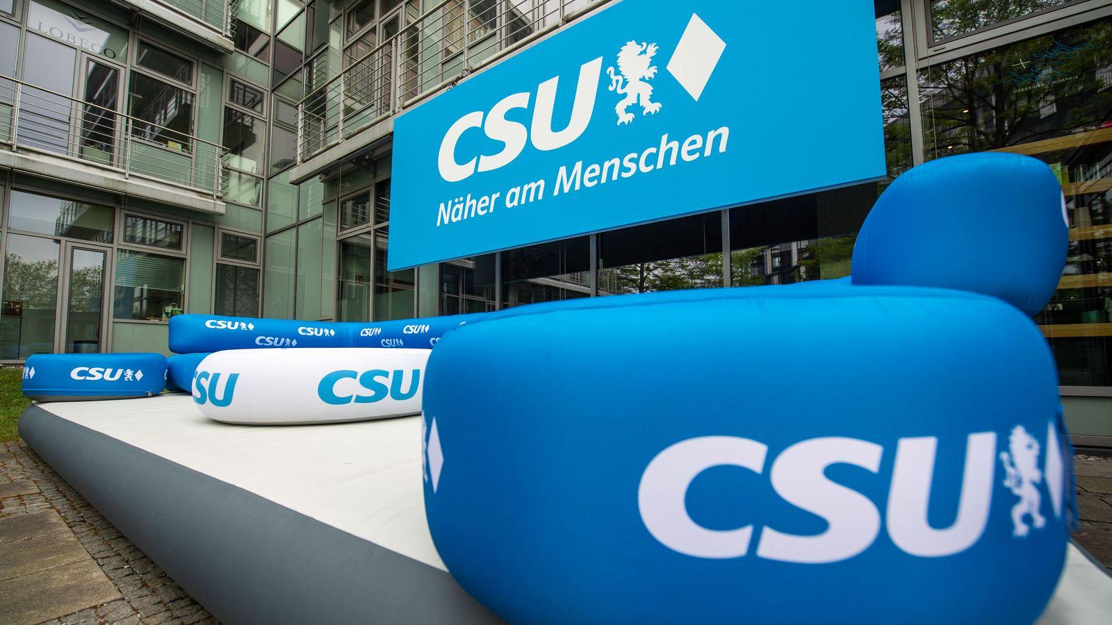 CSU-Parteitag: Ordnung vs. Abwechslung