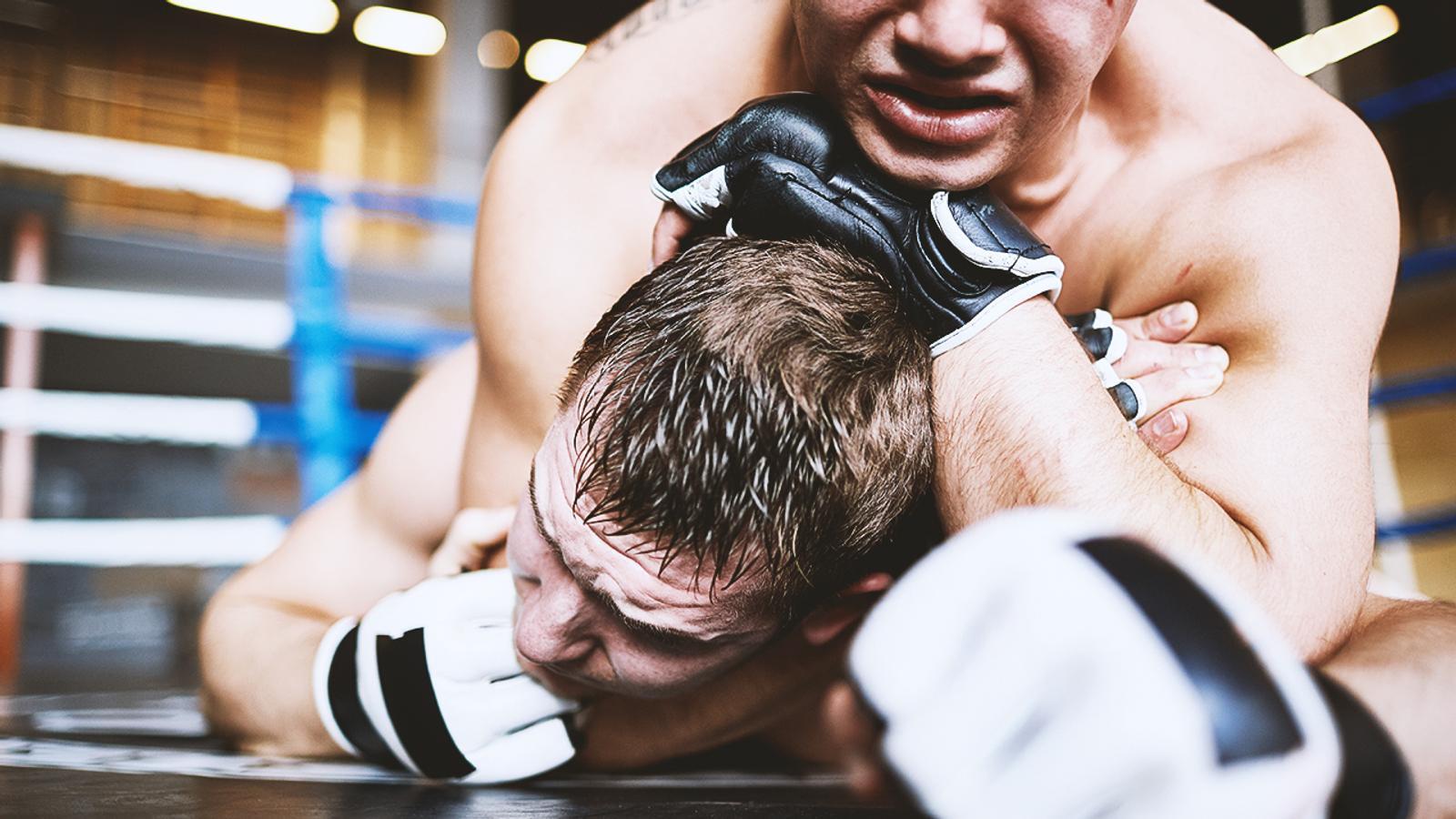 Boxkampf Hooligans / Rechtsextreme