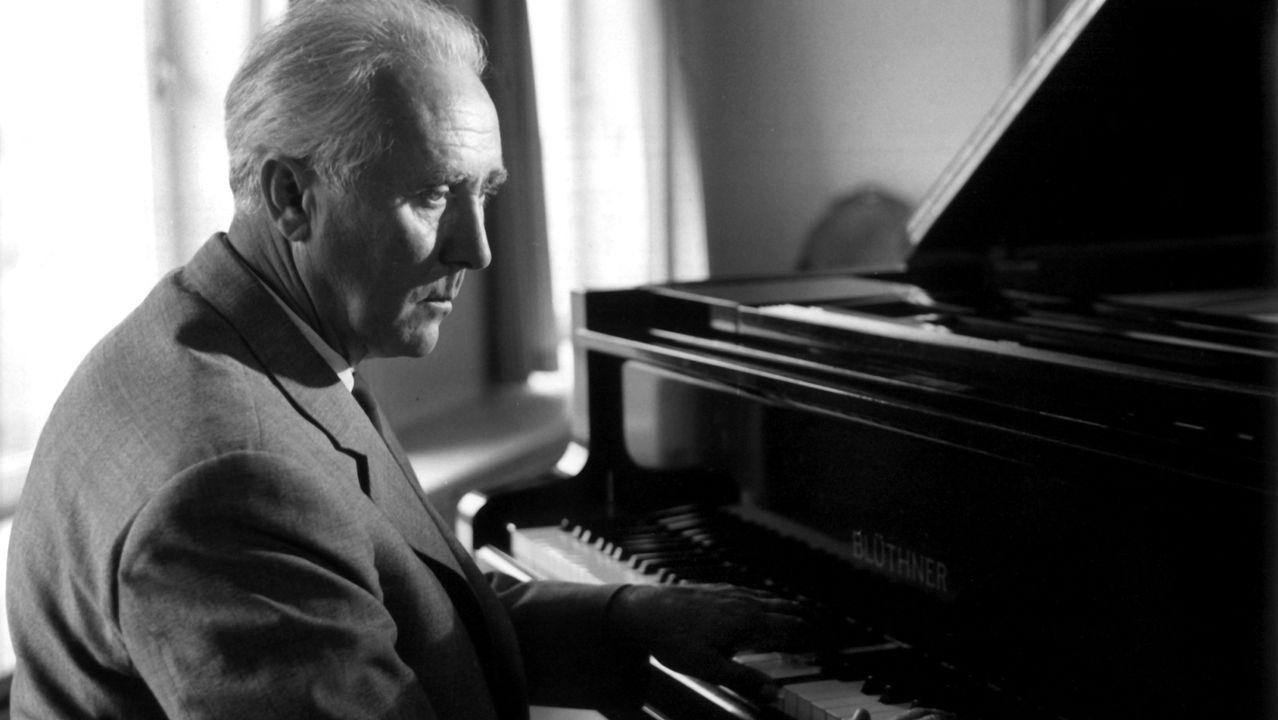 Der verstorbene Komponist Werner Egk spielte eine wichtige Rolle zur Zeit des Nationalsozialismus