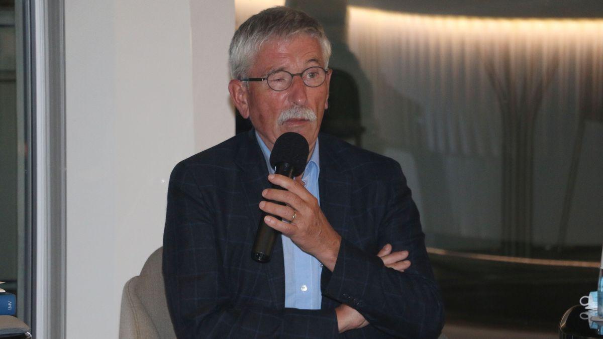 Der Buchautor im Nobelhotel