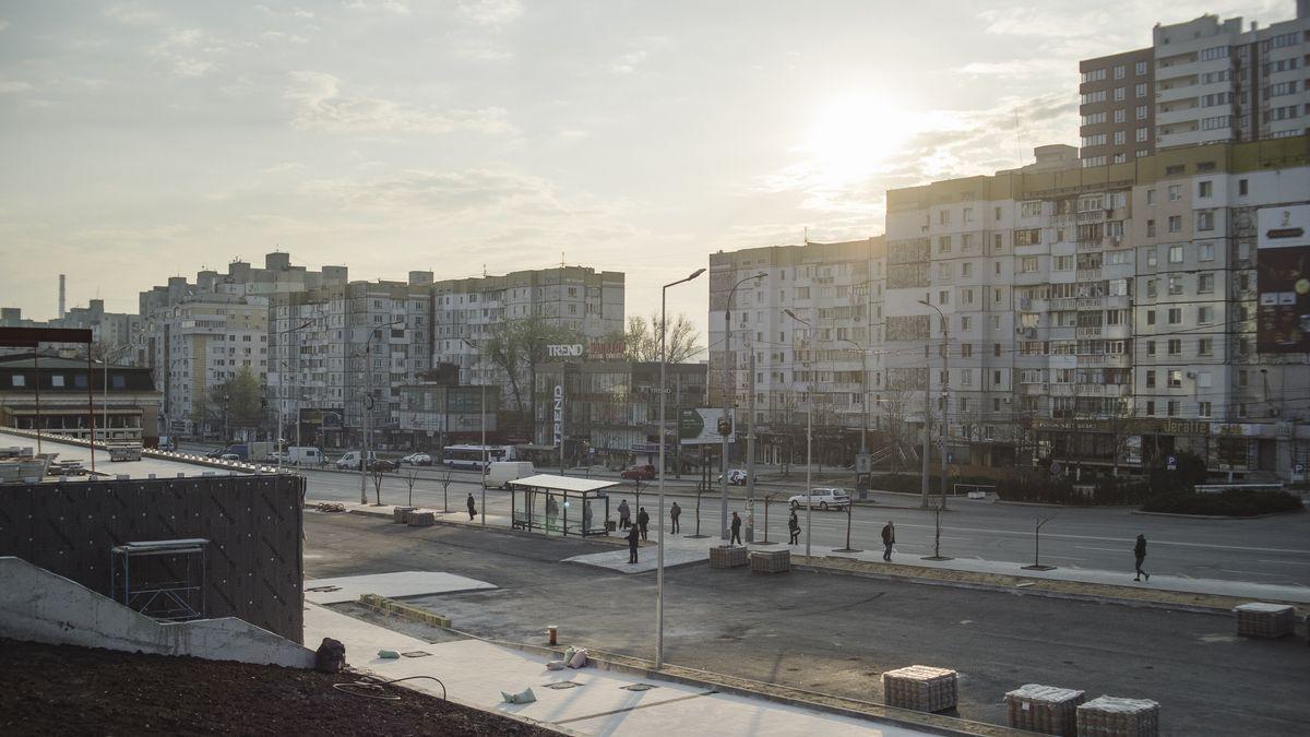 Chisinau, Hauptstadt von Moldawien