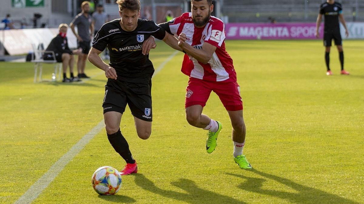 Würzburger Kickers - 1. FC Magdeburg