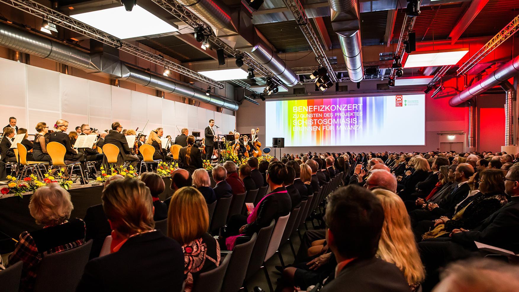 Benefizkonzert zum 50. Geburtstag des Würzburger OB