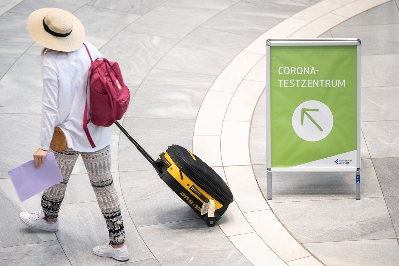 Deutschland: Testpflicht für Reiserückkehrer aus internationalen Risikogebieten