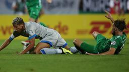 DFB-Pokalspiel Schweinfurt Schalke   Bild:dpa-picture-alliance