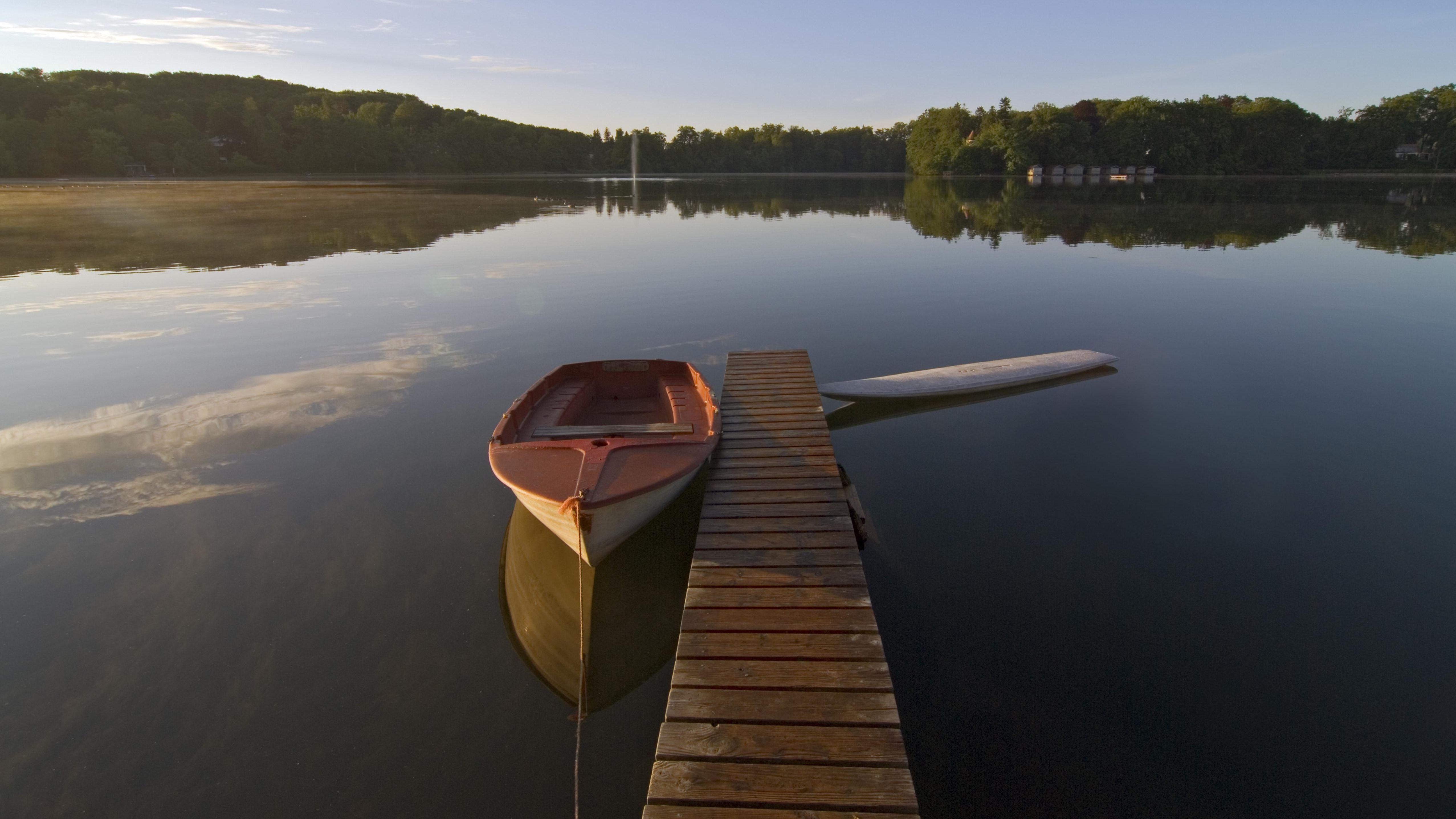 Der Weßlinger See im Landkreis Starnberg (Archivbild)