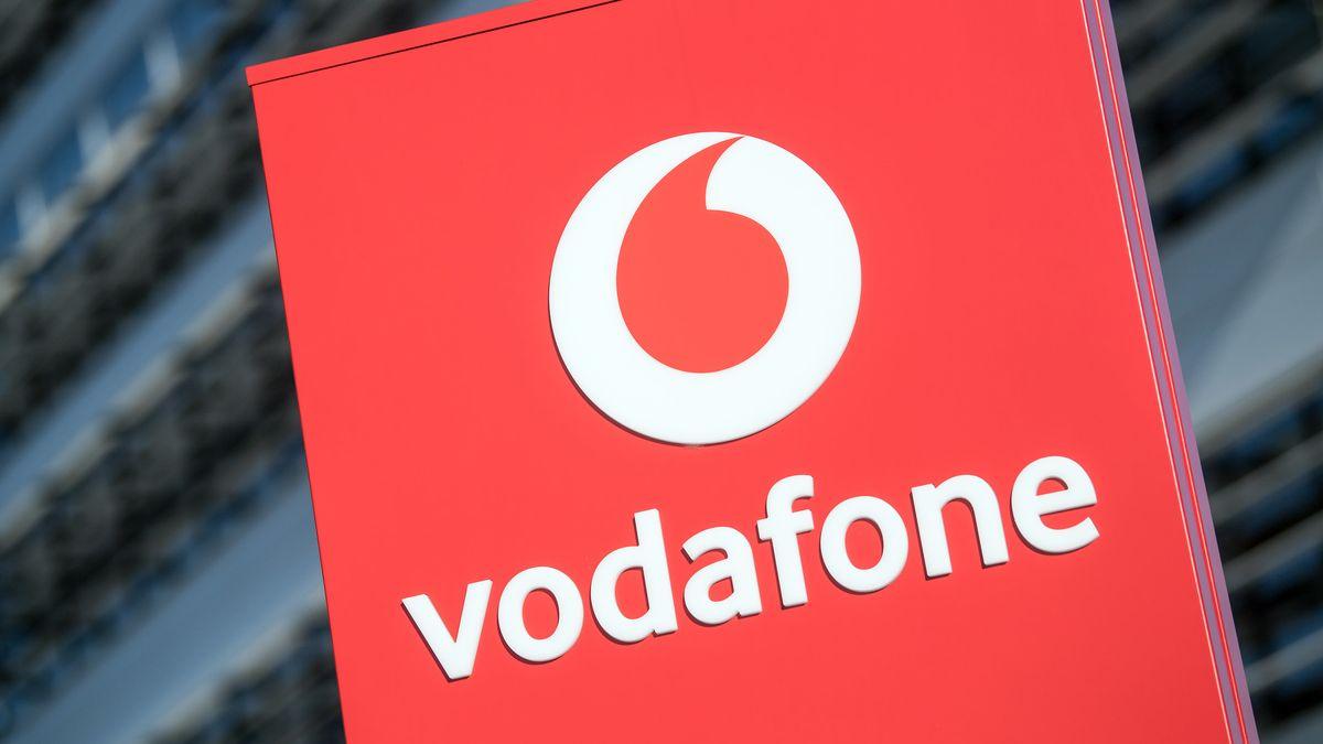 Firmenlogo Vodafone