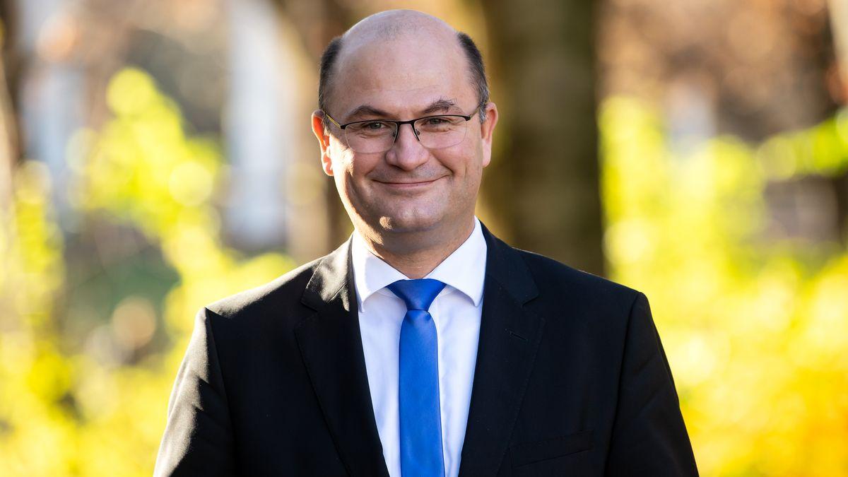Der bayerische Finanzminister Albert Füracker (CSU)