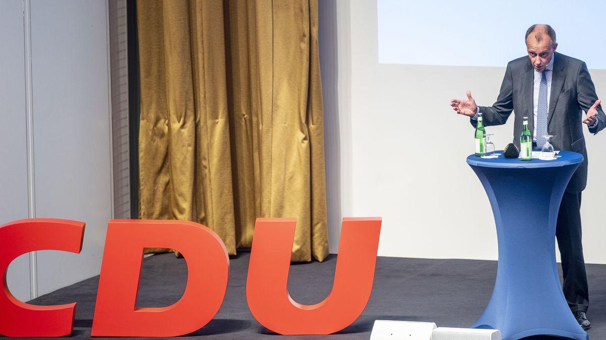 Anwärter auf den CDU-Vorsitz: Freidrich Merz.