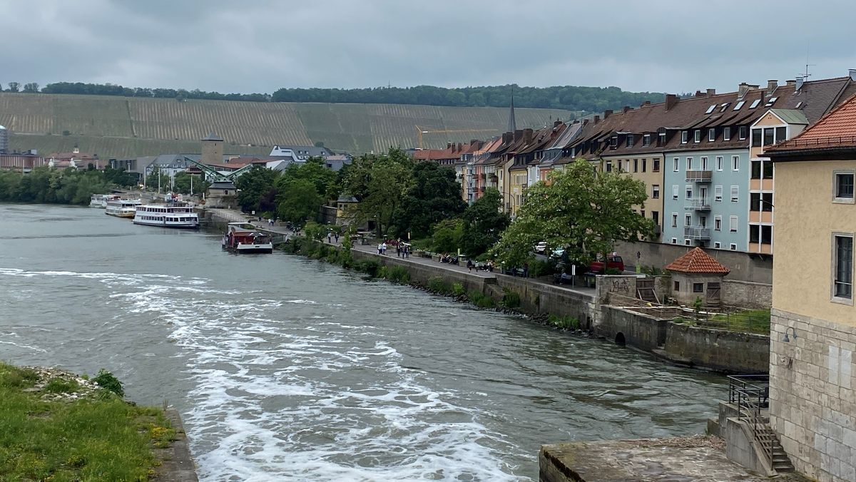 Der Würzburger Mainkai