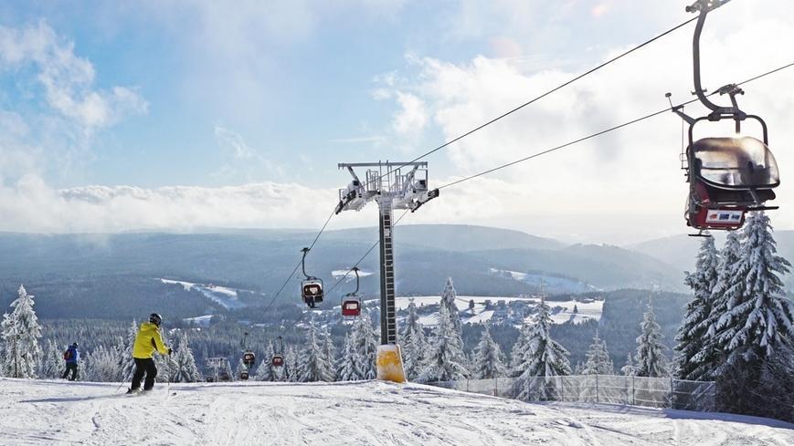 Winter Ochsenkopf