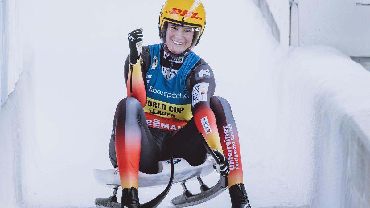 Rodlerin Natalie Geisenberger