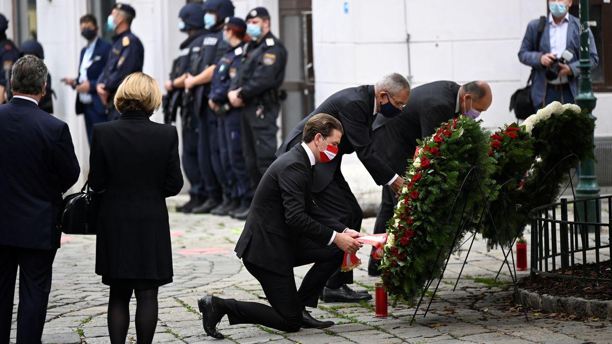 Österreichs Kanzler Sebastian Kurz hat nach dem islamistisch motivierten Terroranschlag in Wien vor einer Spaltung der Gesellschaft gewarnt. Bei der Terrorattacke waren mindestens vier Passanten getötet worden.