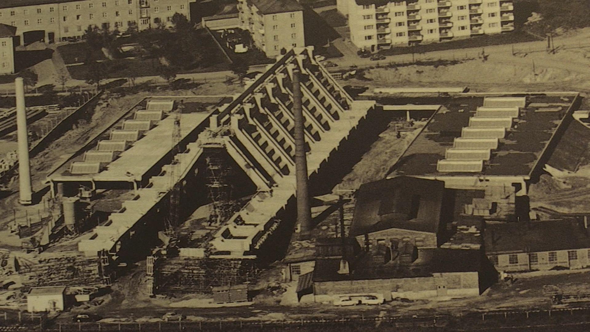 Die Glaskathedrale in Amberg