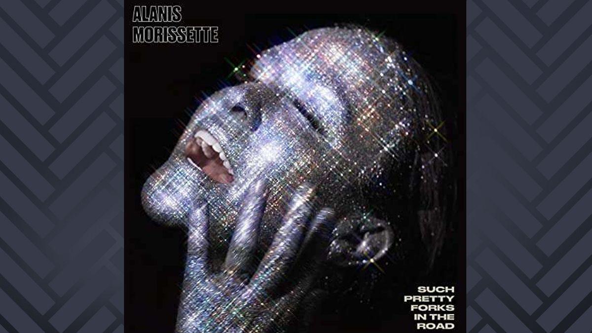 "Cover von Alanis Morissettes neuem Album ""Such Pretty Forks In The Road"""