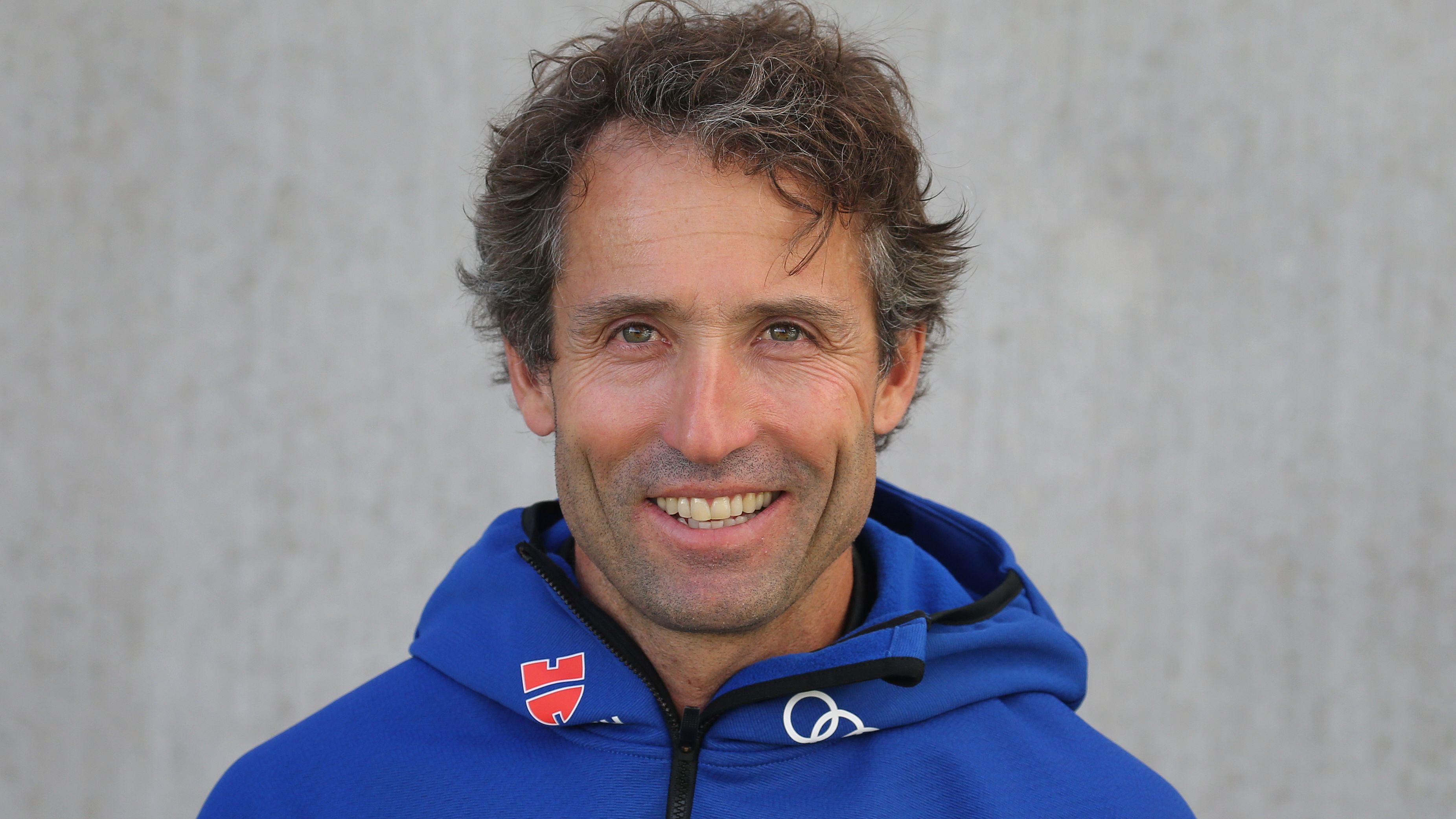 Langlauf-Bundestrainer Peter Schlickenrieder