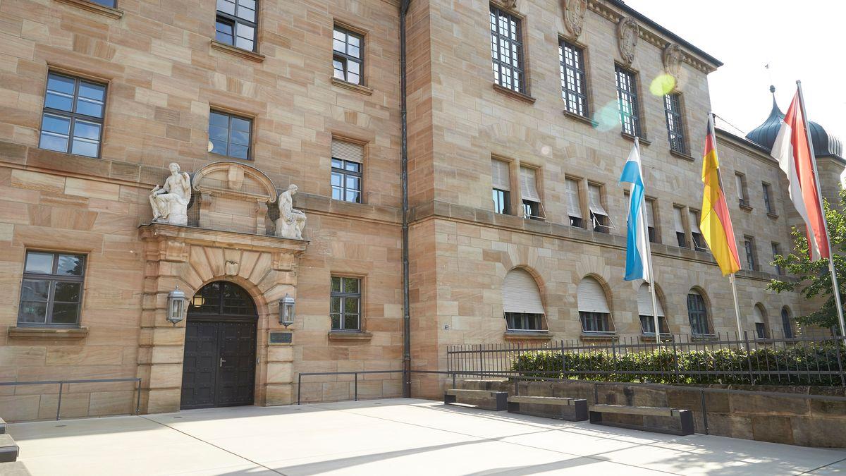 Eingang Memorium Nürnberger Prozesse