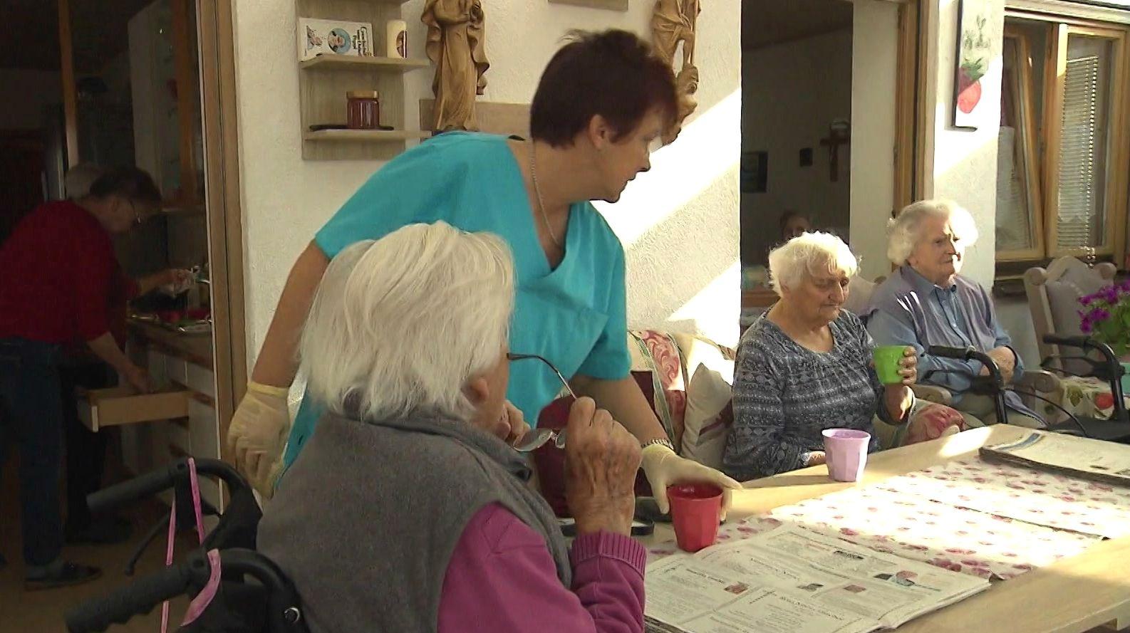 Ambulante Pflege in Senioren-WG in Pfaffenhofen