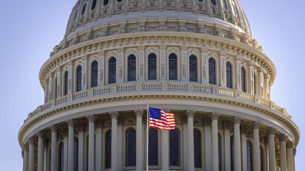 Washington: Das Kapitol - Sitz des US-Kongresses