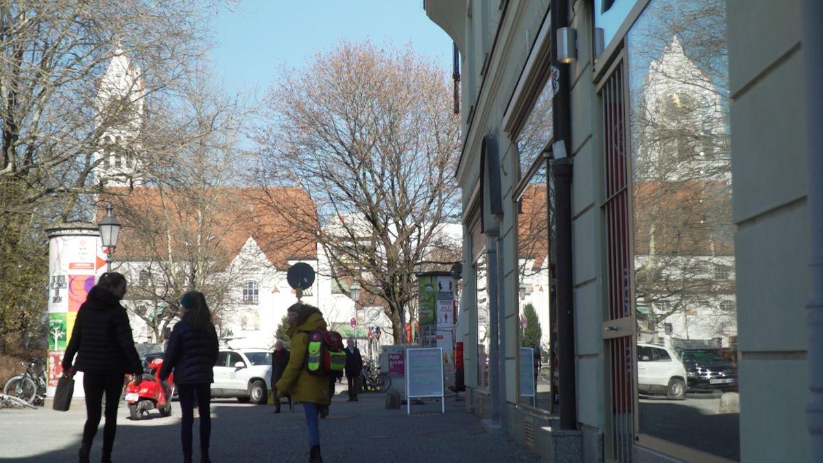Wie lange halten es die Menschen noch im Lockdown aus? Stimmen und Meinungen aus München.