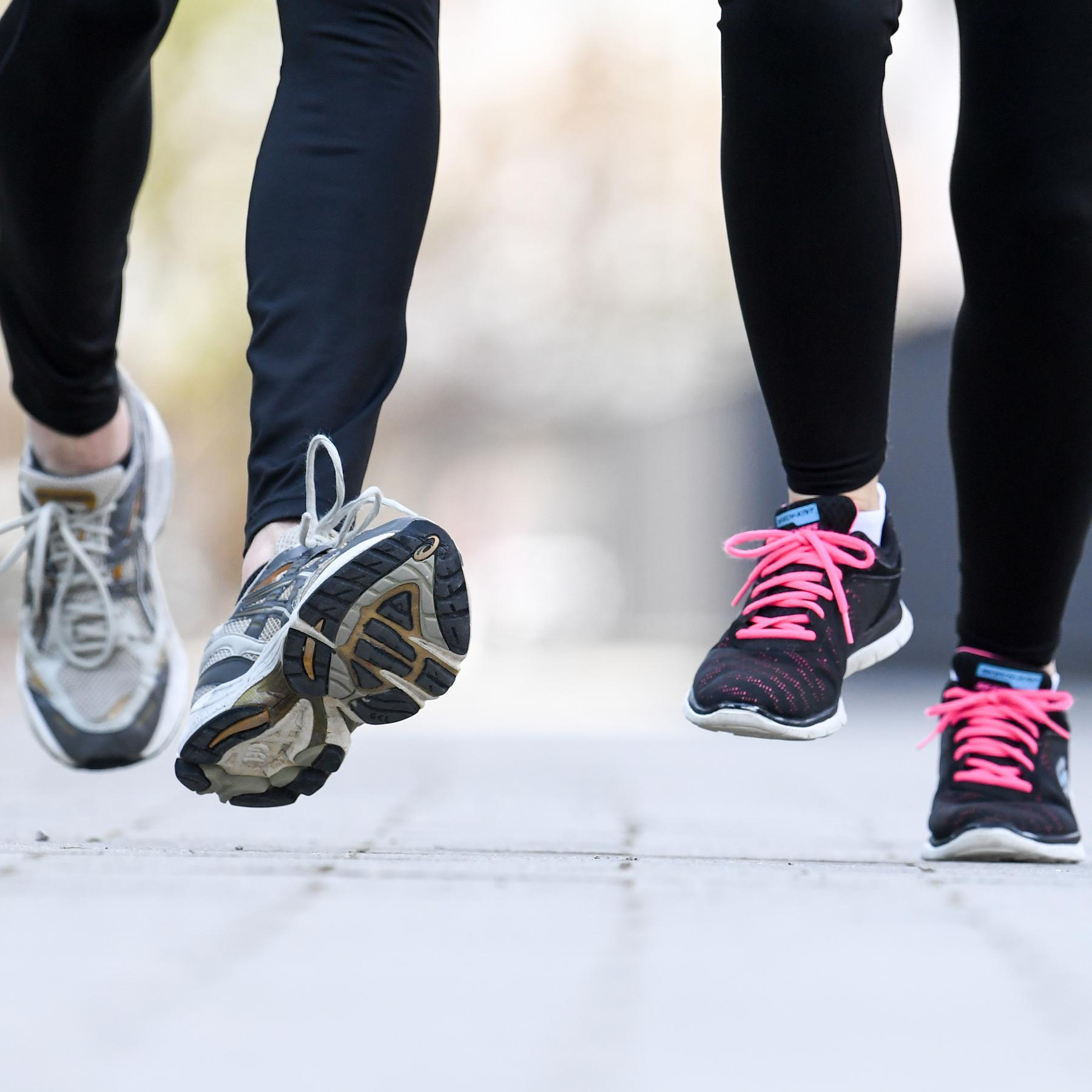 Laufen - Eine Wissenschaft für sich