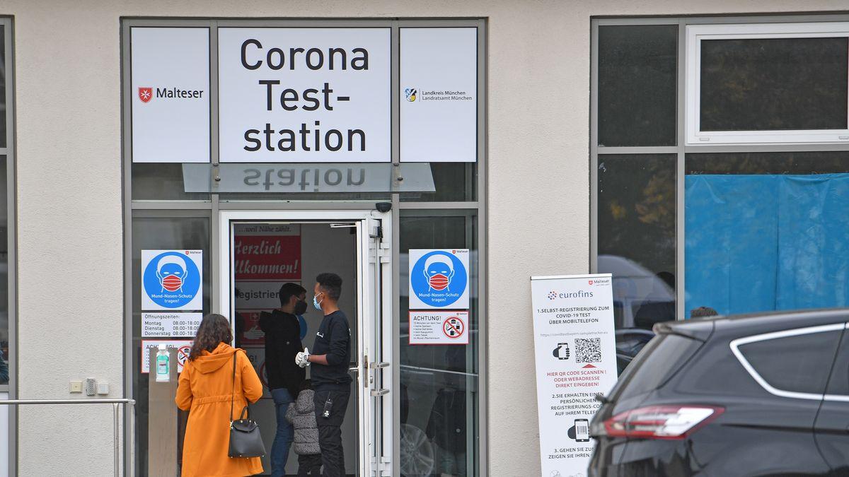 Themenbild Corona Teststation.