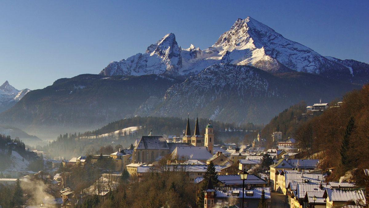 Berchtesgaden mit Watzmann im Hintergrund (Symbolbild)