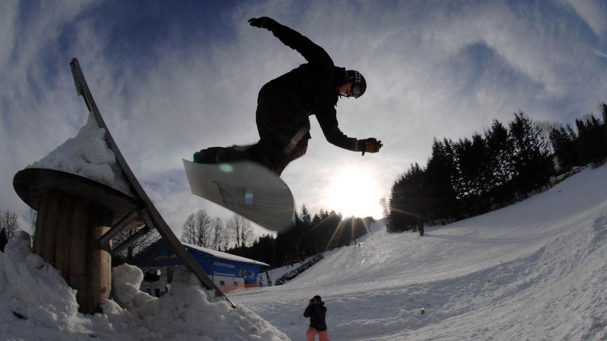Lockdown Verlangerung Skigebiete Im Bayerischen Wald Bangen Br24