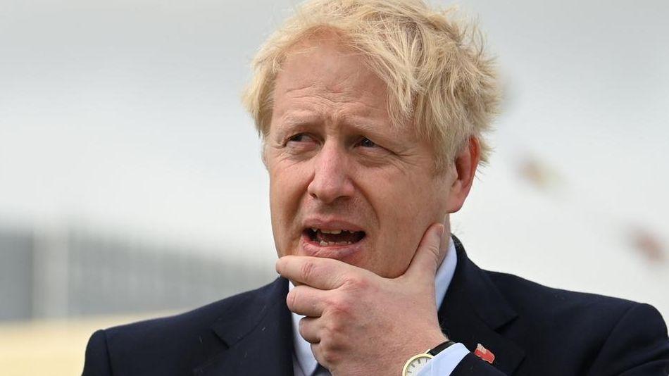 Der britische Premierminister Boris Johnson.
