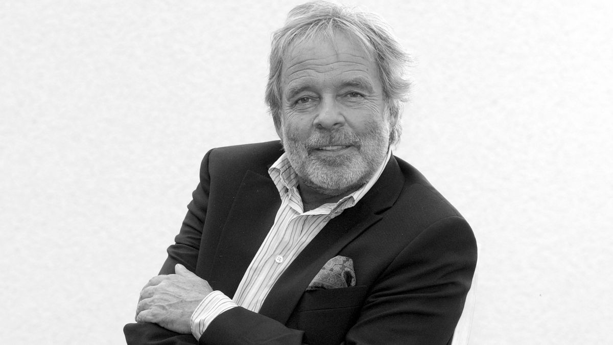 Der Schauspieler Thomas Fritsch ist tot.