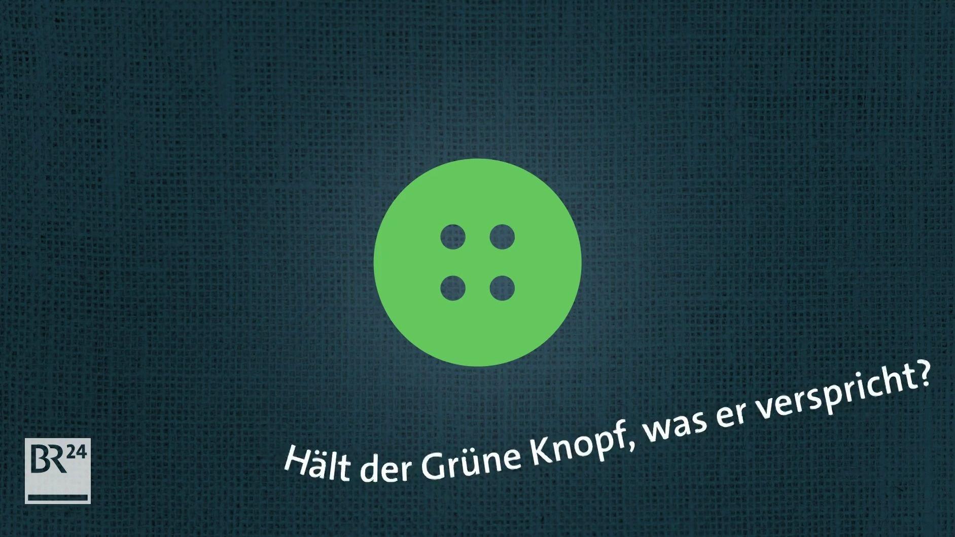 Grafik Grüner Knopf