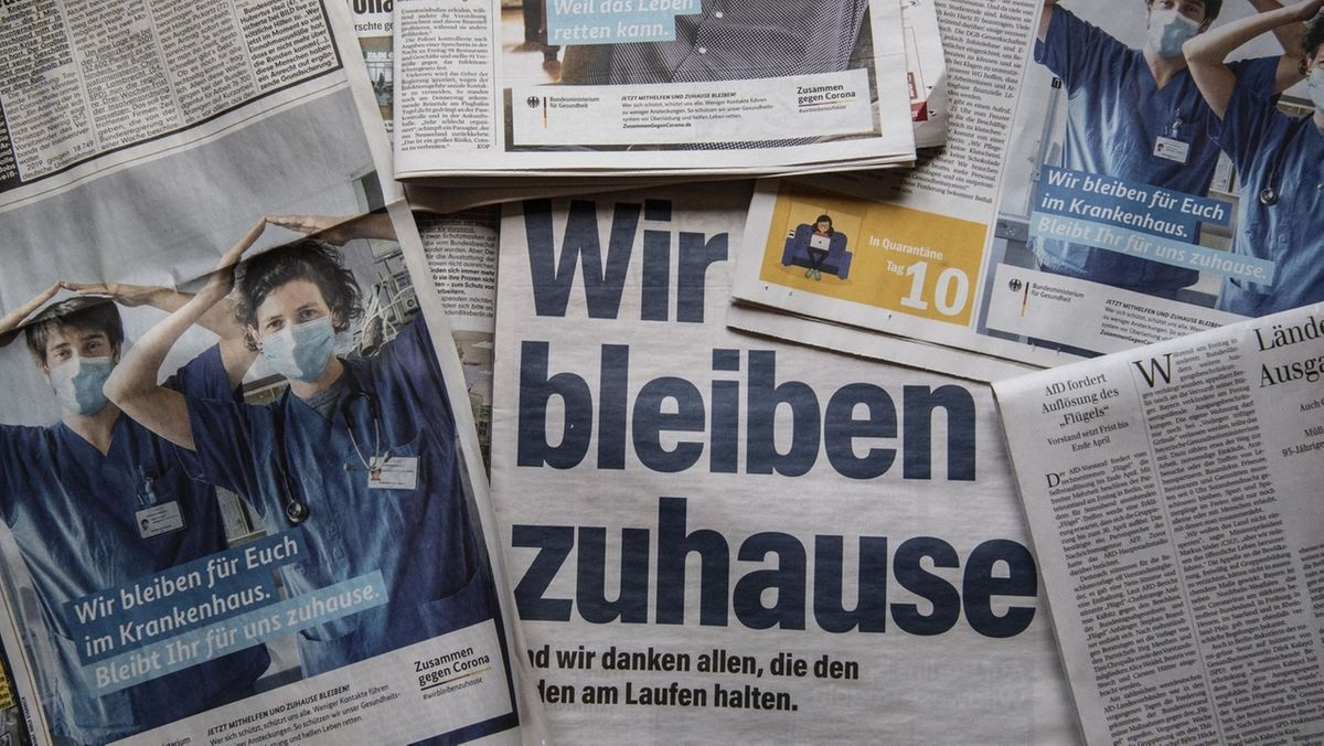 Corona: EU-Medienpolitik in der deutschen Ratspräsidentschaft