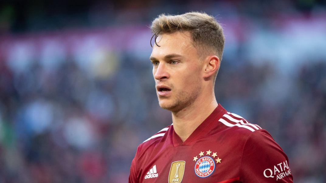 Joshua Kimmich, Fußballprofi beim FC Bayern München