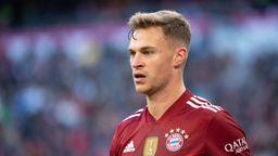 Joshua Kimmich, Fußballprofi beim FC Bayern München   Bild:dpa-Bildfunk/Sven Hoppe