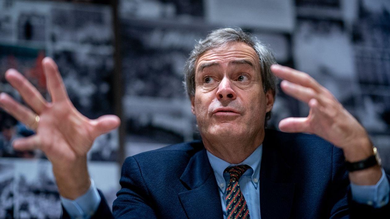 Ingo Kramer, Präsident der Bundesvereinigung der Deutschen Arbeitgeberverbände