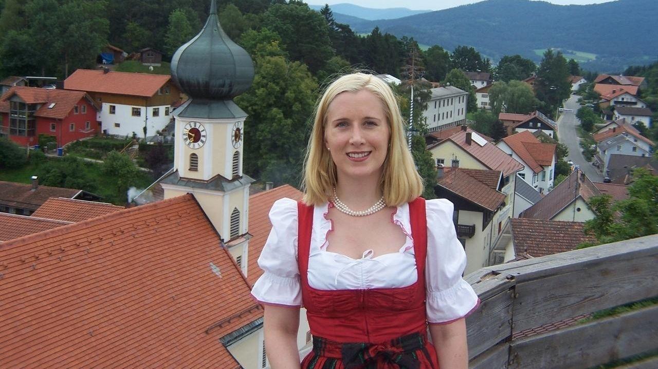 Kollnburgs bisherige Bürgermeisterin Josefa Schmid.