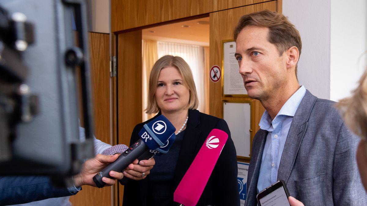 Fraktionsvorsitzender Ebner-Steiner und Hahn drohen Abwahl